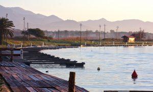 il lago di fogliano - Laghetto Di Fogliano