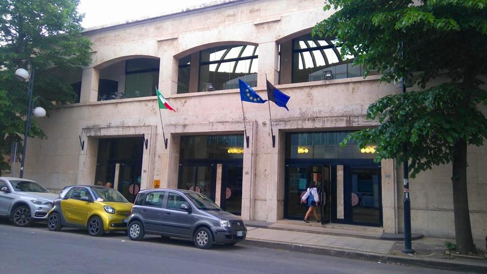 Silvio di Francia - Palazzo Della Cultura