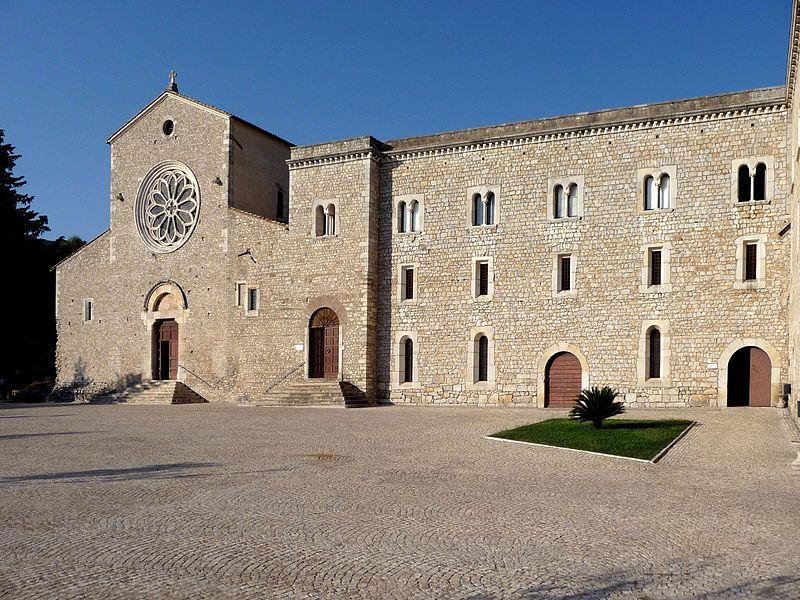 San Sebastiano - Abbazia di Sermonet