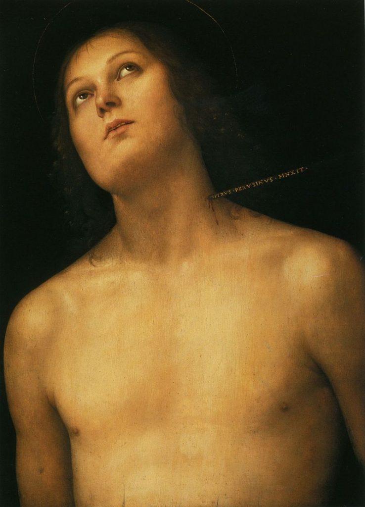 San Sebastiano - dipinto di San sebastiano