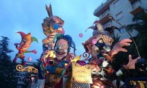 Il carnevale di Latina - Carri allegorici