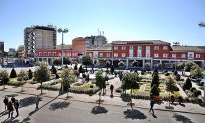 piazza del popolo - Giardini Della Piazza