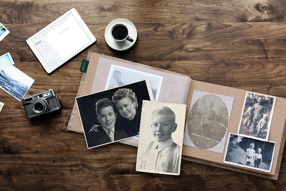 Fare un album di foto personalizzato - Album Di Foto in costruzione