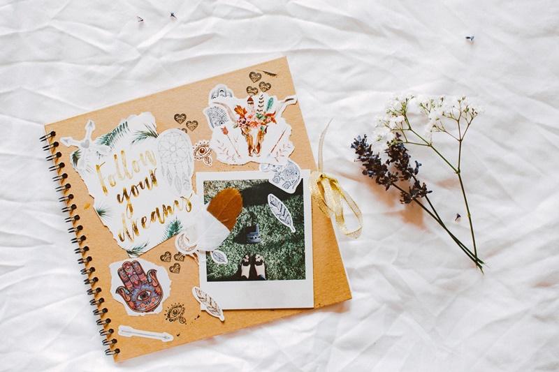 Fare un album di foto personalizzato - Collage da comporre
