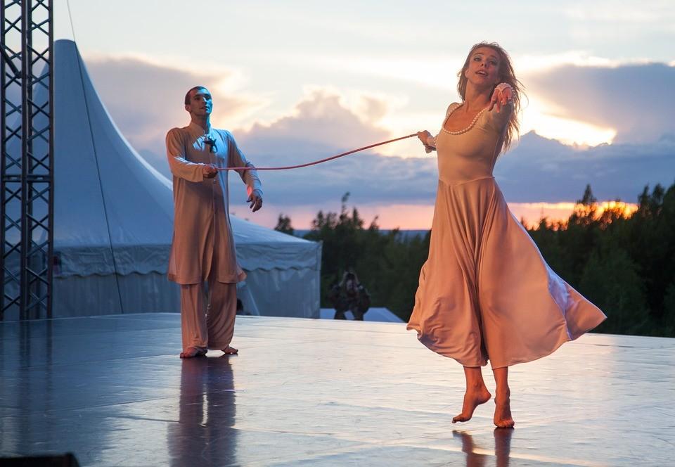 Balletto Al Tramonto