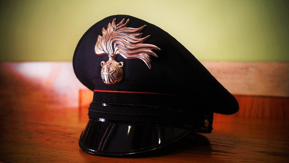 Carabinieri - Berretto da carabiniere