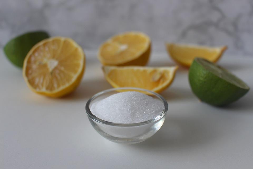 lievito - Bicarbonato e limone