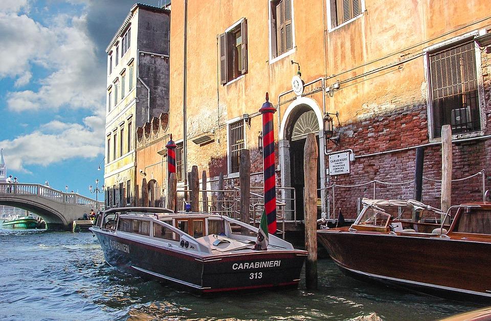 Carabinieri - Carabinieri A Venezia
