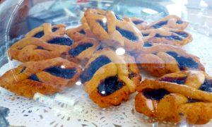 crostatine di visciole di Sezze - crostatine