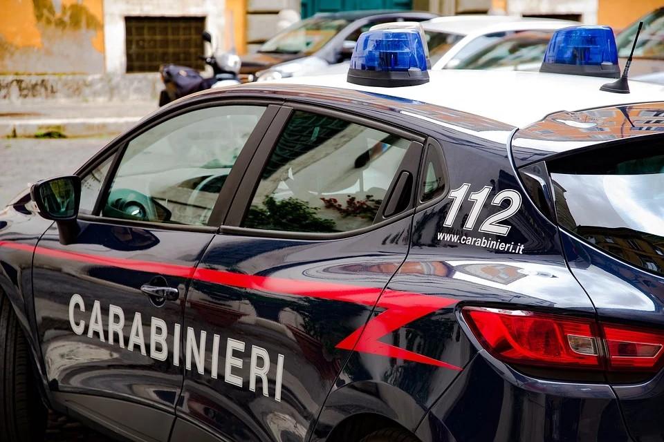 Carabinieri - Volante dei militi