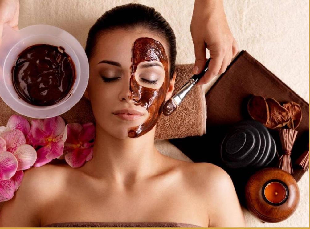 le terme di Suio - maschera di Bellezza Al Cioccolato