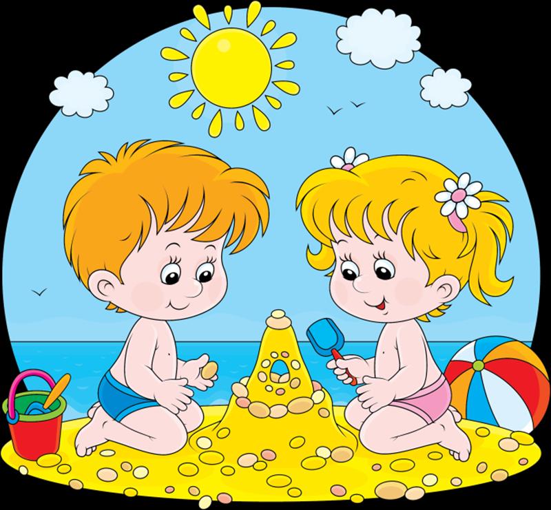 Centri estivi per minori - Campo Scuola con due bimbetti