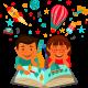 Doniamo un libro - Libri Fantasy letti da due fratellini