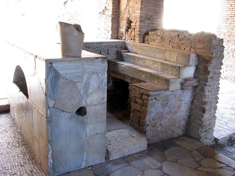 Tres Tabernae - Tipo Di Taverna a Ostia