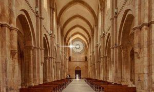 luoghi d'arte - Abbazia Di Fossanova All'interno