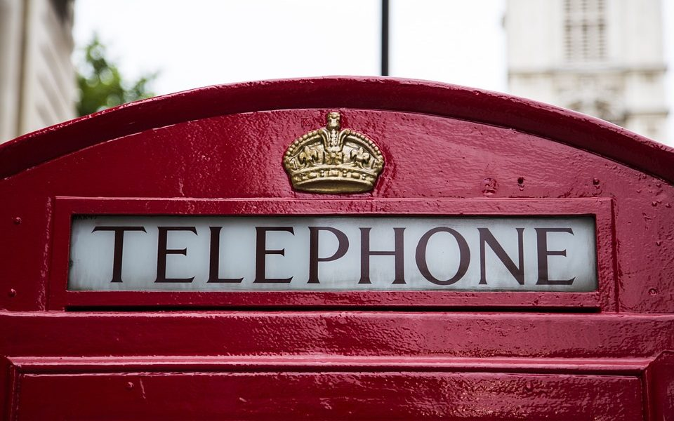corso inglese a Pontinia - Cabina Del Telefono Inglese