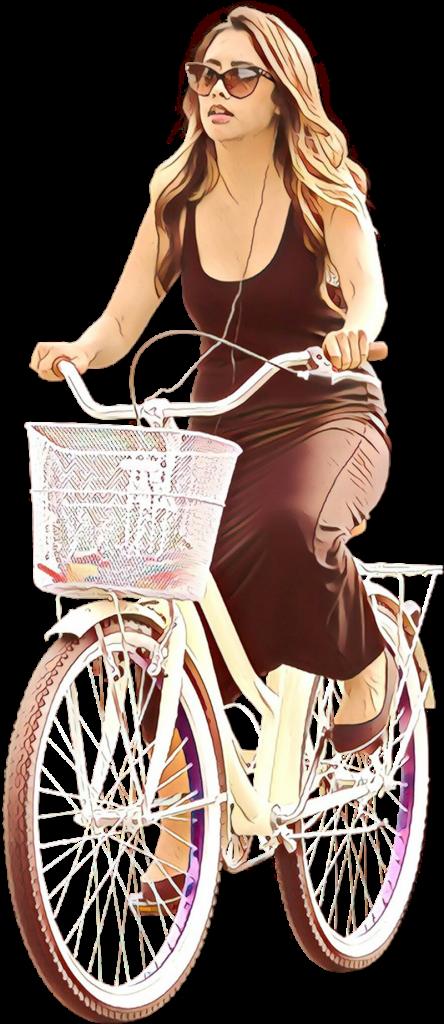 Biciclette e monopattini - Ragazza Con Graziella
