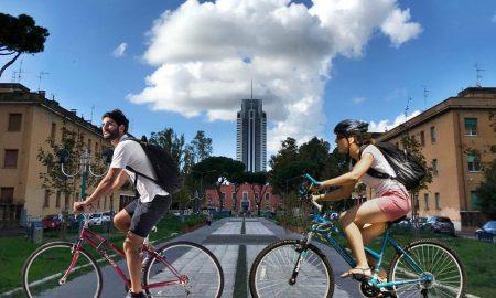 Micro mobilità in sharing - Viale Con Bici e ragazzi