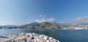 la tomba di Cicerone - Formia Sul Mare