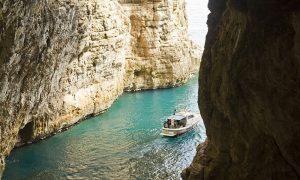 Parco regionale Riviera di Ulisse - immagine de Grotta Del Turco