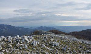 Escursione da Rocca Massima verso Monte Lupone - Monte Lupone