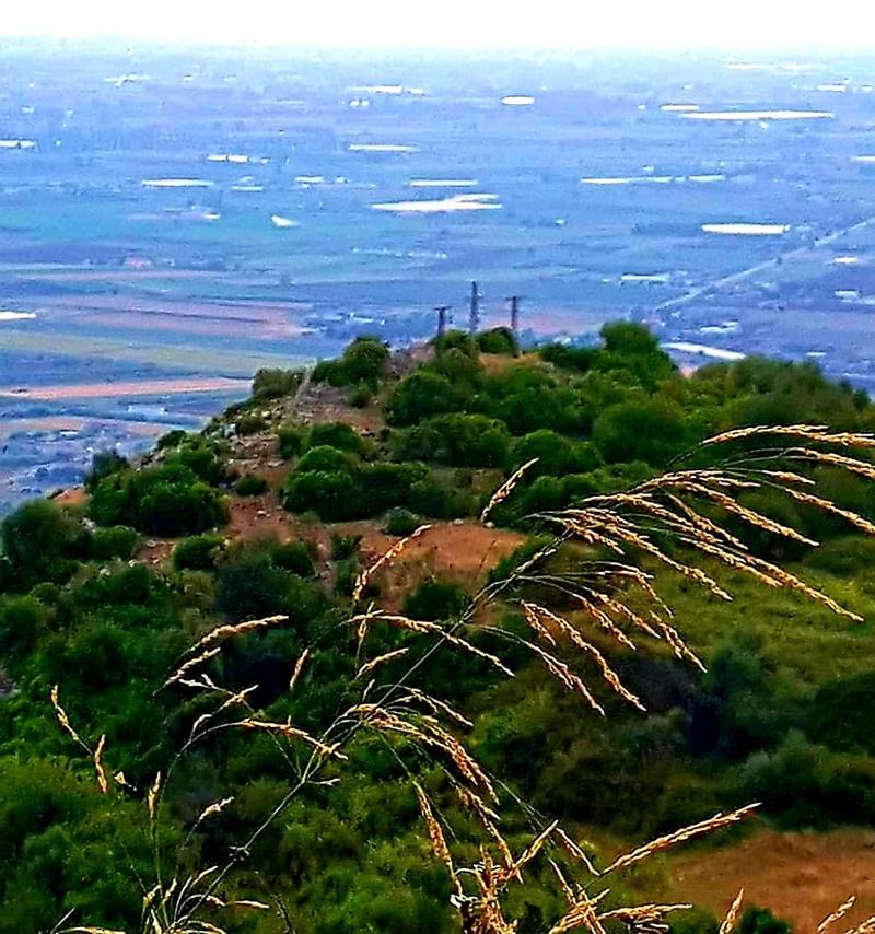 panorama - Pianura Pontina