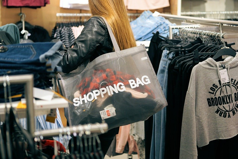 La.b - esempio di Shopping Bag