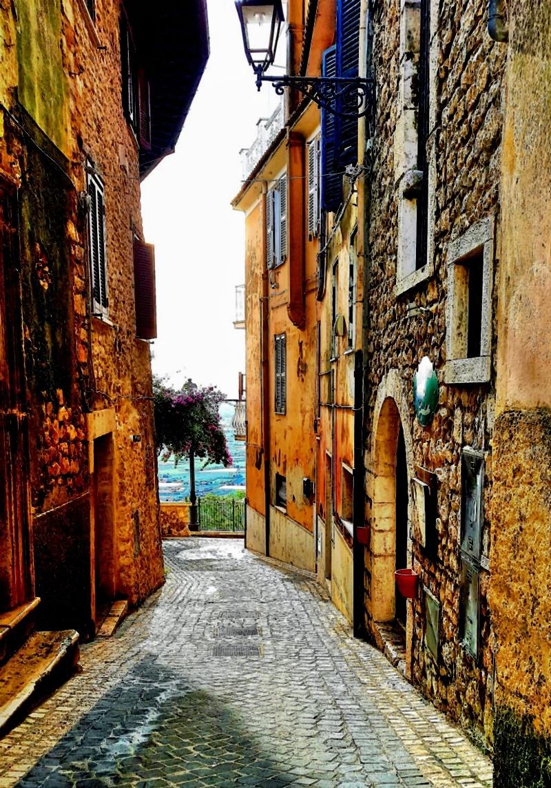 Sezze - Vicoli Di Sezze