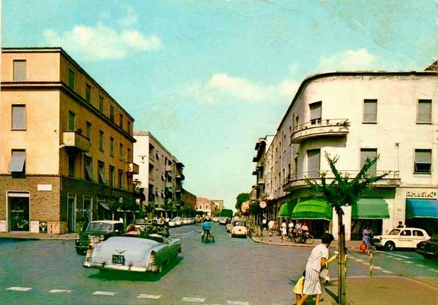 Mi chiamo Littoria - Latina in una foto degli Anni Cinquanta