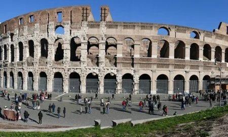 Roma - il Colosseo a Roma