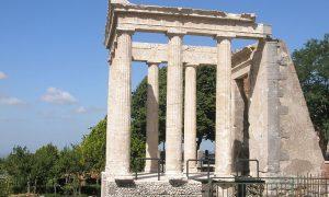 Cori - foto del Tempio Di Ercole