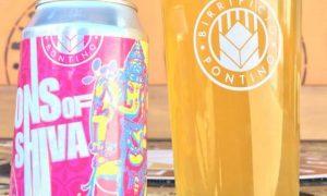 Birrificio Pontino - immagine della nuova birra nata