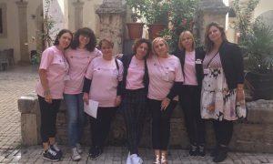 Consulta delle donne - Consulta Delle Donne con le magliette