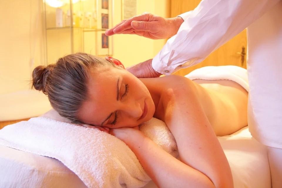 Sistema linfatico - Massaggio Benessere in una spa