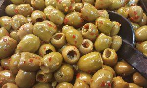 L'oliva Itrana - Olive Piccanti di Itri
