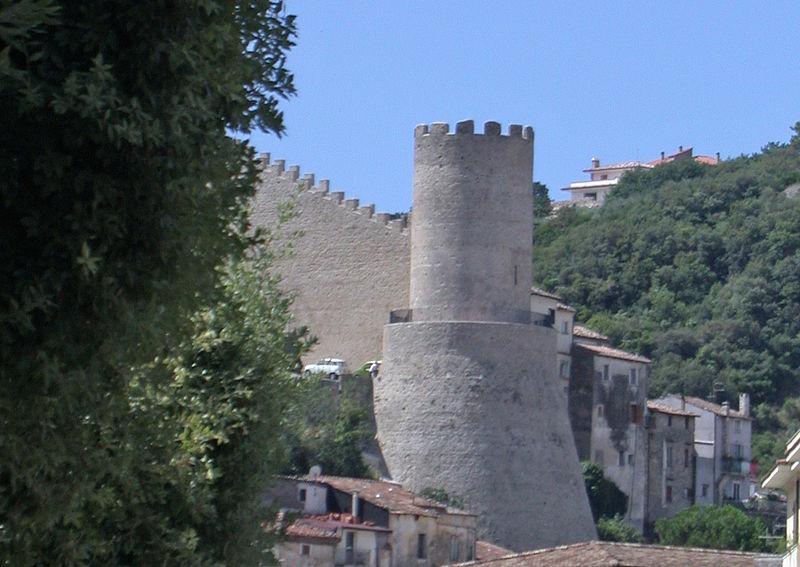 Torre del coccodrillo - Torre Del Coccodrillo di Itri