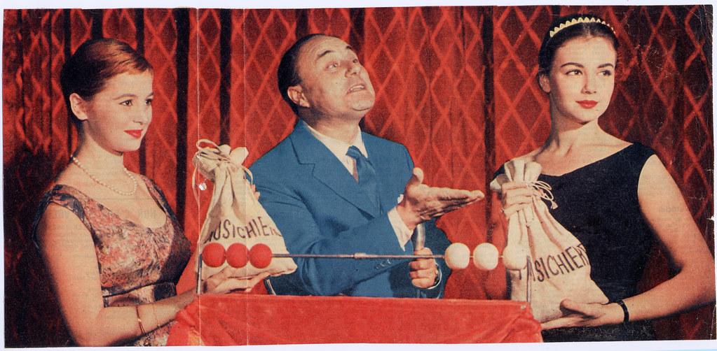 Mario Riva - Mario Riva Al Musichiere in una foto