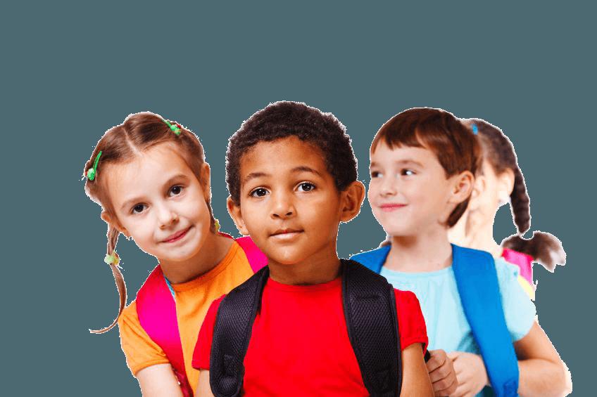 Contributi rette asili nido - Bambini con lo zaino