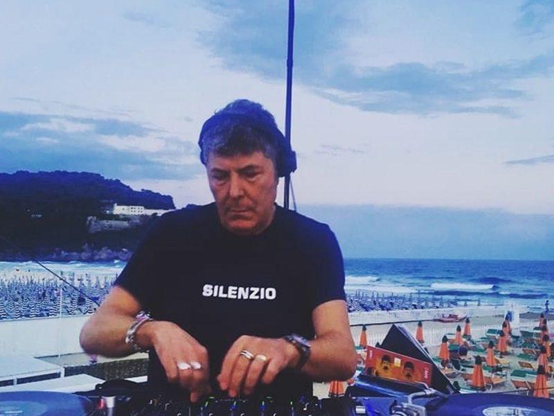 Claudio Coccoluto - il noto artista Coccoluto alla consolle