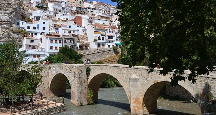 Gli archi di San Lidano - Esempio Di Ponte Romano simile a quello sulla via Setina