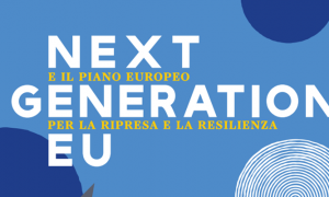 #NextGenerationLatina - Locandina dell'evento europeo