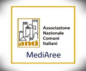 Progetto MediAree - logo dell'associazione italiana