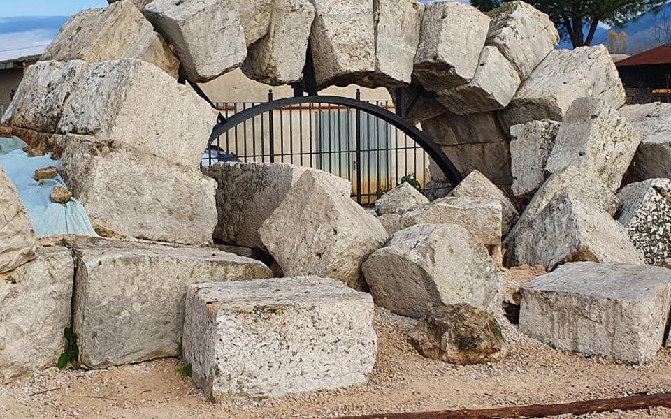 Gli archi di San Lidano - Sezze Ente Foto dopo il restauro