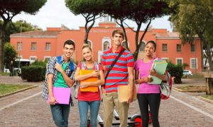 Forum dei giovani a Latina - Studenti e studentesse a Latina
