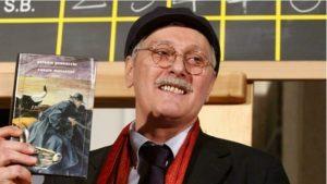 Antonio Pennacchi - Premio Strega con il ricevente