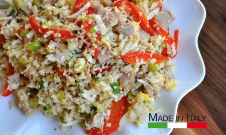 Trucchi per insalata di riso perfetta - Insalata Di Riso ideale