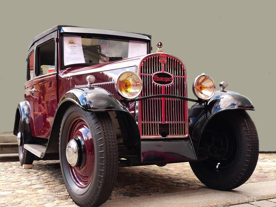 Ferdinando Di Pietro - auto Balilla