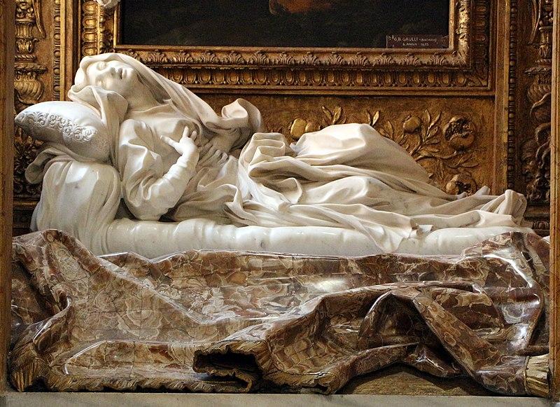 San Carlo da Sezze - Beata Albertoni a San Francesco a Ripa