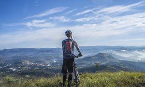 Ciclovia da Roma - Bici sul panorama