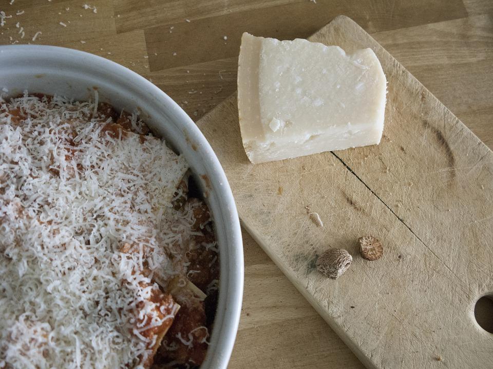pasta al forno - Formaggio in provola fresca